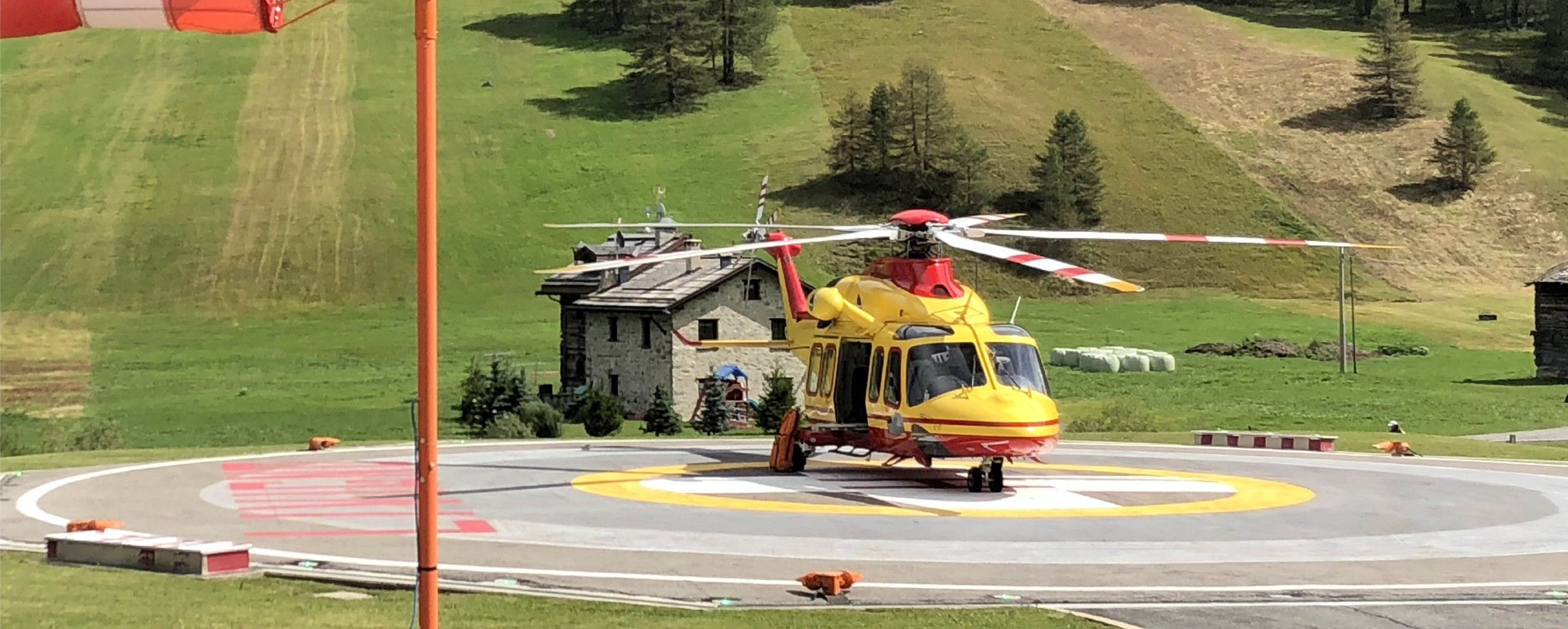 EMS centre of excellence in Italy