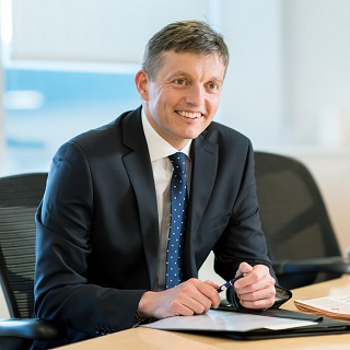 Jack Borrett - Group Company Secretary and General Counsel
